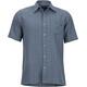 Marmot Eldridge Shortsleeve Shirt Men grey